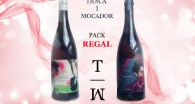 PACK REGAL TRACA I MOCADOR