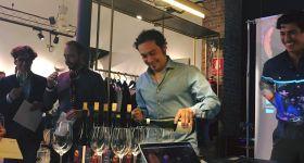 Degustación de Vinos Traca i Mocador & BlawStore Barcelona