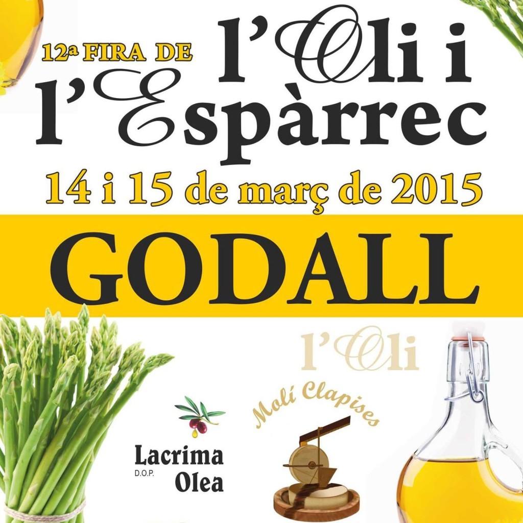 fira de l'oli i l'esparrec de Godall 2015