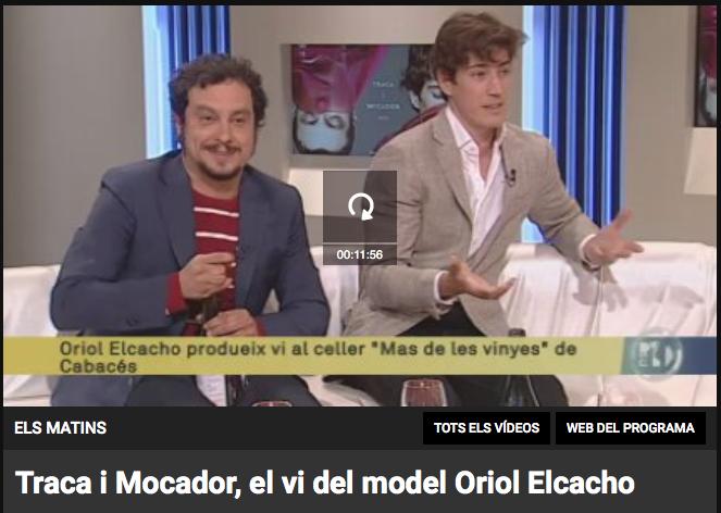 Traca i Mocador als Matins de tv3