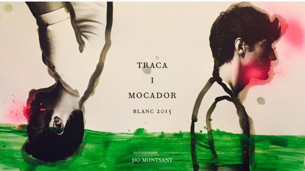 TRACA I MOCADOR BLANC - DO MONTSANT - MAS DE LES VINYES