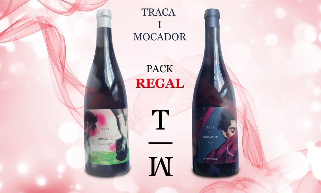 TRACA I MOCADOR - PACK REGAL