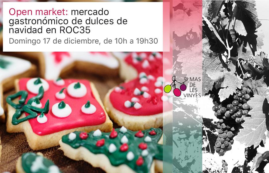 mercado gastronomico dulces de navidad roc 35