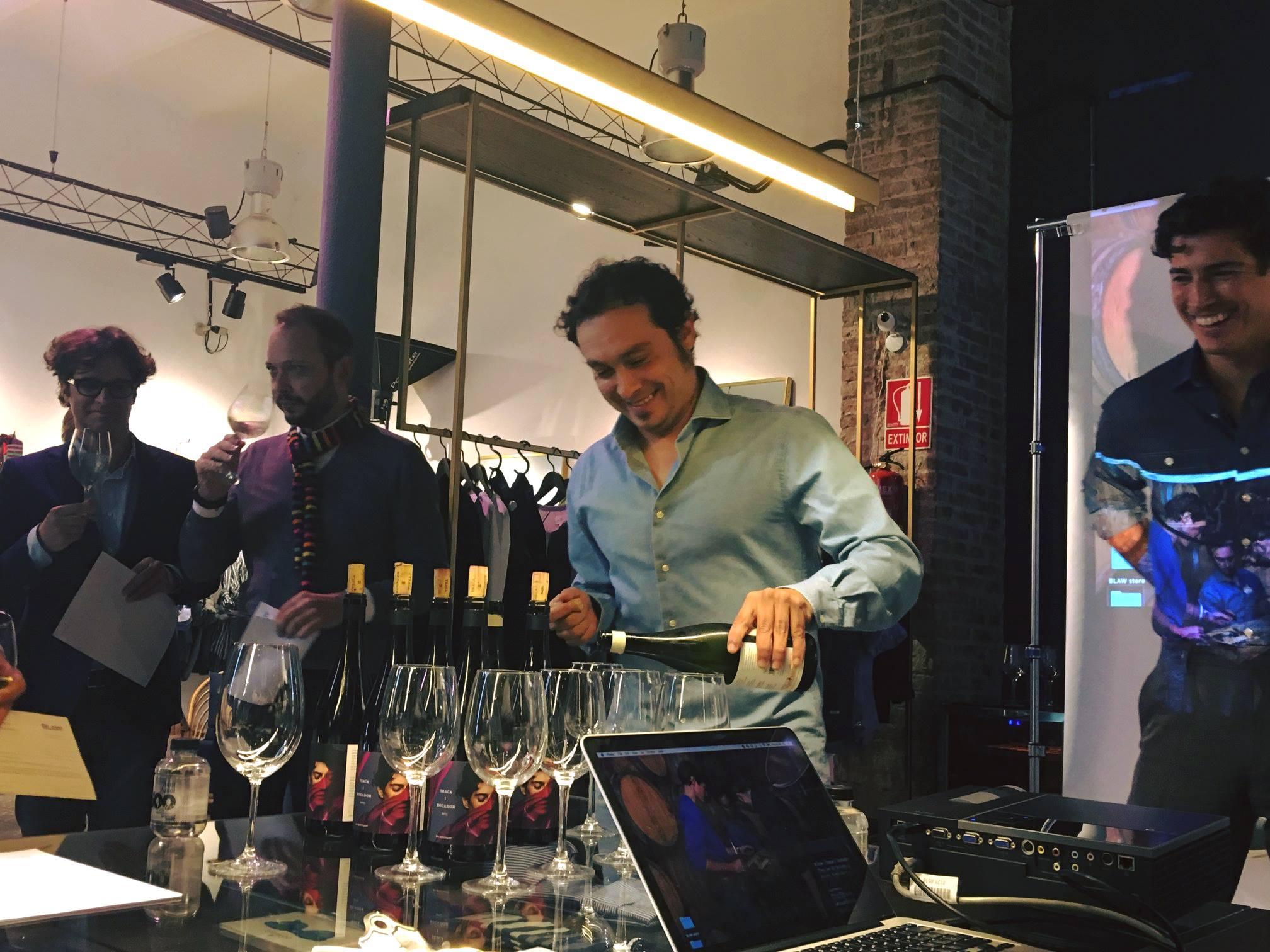 Tast Vins Montsant Traca i Mocador BlawStore