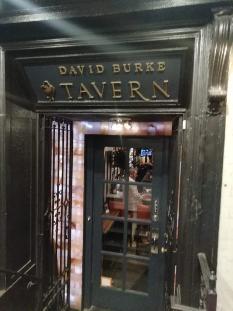 Restaurant David Burke Tavern, NYC